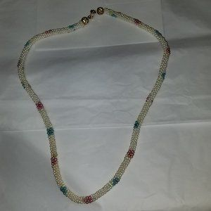 Jewelry - Adorable Beaded Necklace